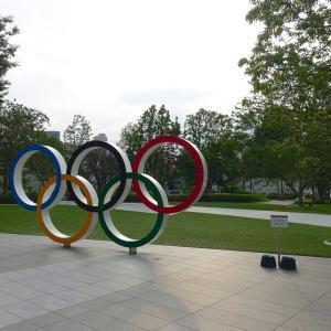 いよいよ今日から東京オリンピック(幻)。初日を迎えた国立競技場に行ってきました。