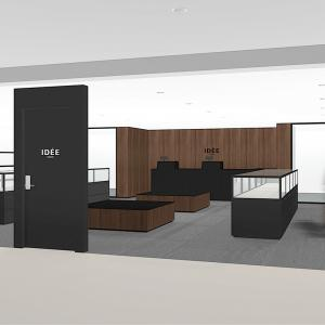 IDÉEから新コンセプト店舗がグランスタ東京にオープン