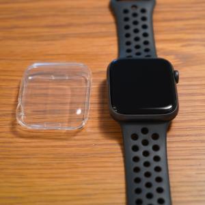 アップルウォッチ 4用全面保護カバーを買ったらダサかった