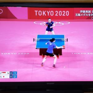 伊藤美誠選手!おめでとうございます。