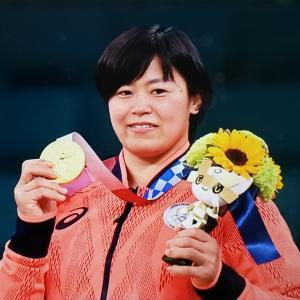 今日もオリンピックを見ています。 7月29日