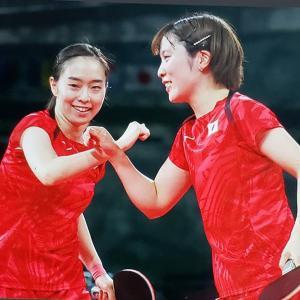 3姉妹とオリンピック。 8月2日