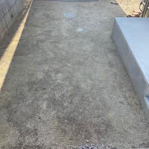 GWは人工芝DIY!!