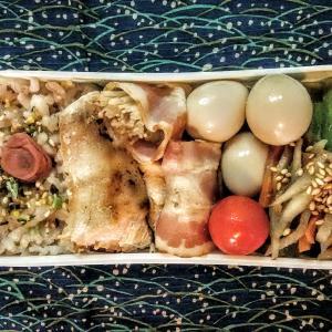 えのき茸のベーコン巻き