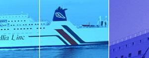 【韓国旅行】博多港⇔釜山港を結ぶ定期船ニューかめりあ