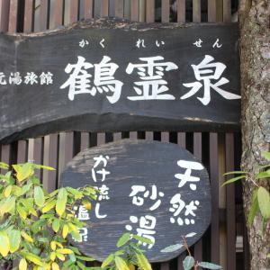 【湯めぐり】鶴の恩返し よみがえりの宿 鶴霊泉
