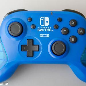 「ワイヤレスホリパッド for Nintendo Switch」はUSB-Cにアップデート!操作性も抜群です。【スイッチ】