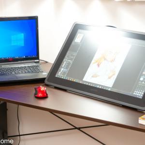 マウスコンピューター夏のセール開催中!クリスタ向けのノートパソコンを紹介します。