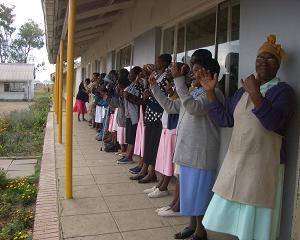 ジンバブエ129日目 通話できる幸せ