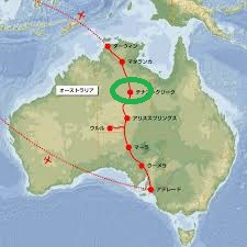 オーストラリア202日目 テナントクリークに移動