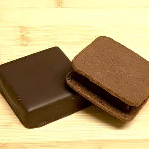 もうすぐバレンタイン!横浜チョコレートのバニラビーンズ食べてみた♪
