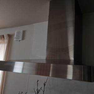 第064話 キッチンレンジフードのステンレスについて。手入れはシリコーンで。