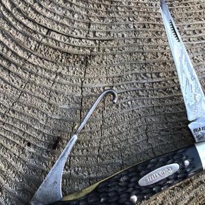 バードナイフとフックの使い方