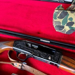猟銃メンテナンス