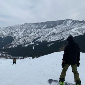 シーズン8日目。舞子スノーリゾートに行ってきました。