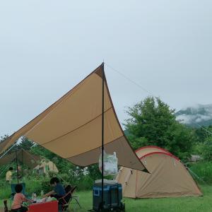 夏休みキャンプ!無印良品カンパーニャ嬬恋キャンプ場に行ってきました~【後編】