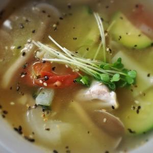 七月の薬膳スープ