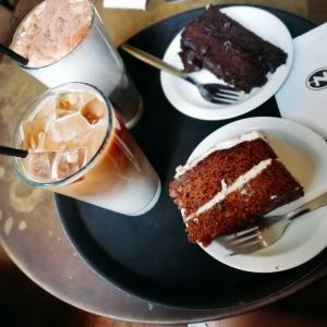 カフェネロ(CAFE NERO)で一息【1stロンドン旅行 33】