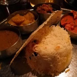 ロンドンのインド料理 マサラ・ゾーン【1stロンドン旅行 39】