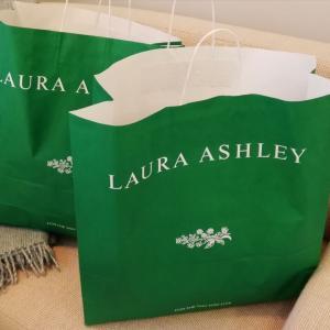 日本撤退のローラ・アシュレイを本場ロンドンで爆買い💖【1stロンドン旅行 40】
