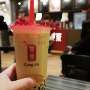 ロッテワールド・モールで人生初の貢茶【2ndソウル旅行 14】