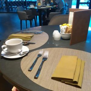 ハルヴァが素晴らしかった朝食会場 ケンピンスキー・ホテル・モール・オブ・ジ・エミレーツ【4thドバイ旅行 6】