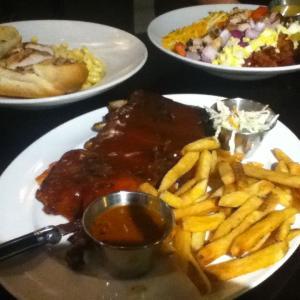 ホリデイ・イン・ワシントン・キャピトルにチェックイン&ハードロックカフェで晩御飯【2014アメリカ旅行 2】