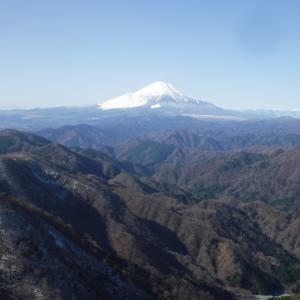 サミットチャレンジ塔ノ岳