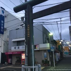 伊勢原駅〜大山〜仏果山〜丹沢山〜三ノ塔〜大山〜伊勢原駅