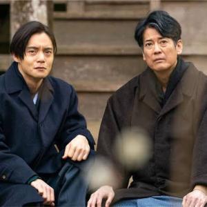 泣けたしカッコよかった。唐沢さん演じる三郎が旅立ちました。