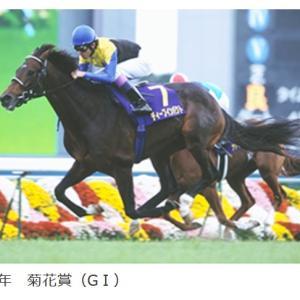 第80回 菊花賞  GⅠ