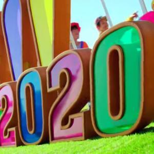 去年、TOKYO 2020、今年も、TOKYO 2020