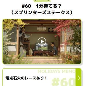 第66回 京成杯オータムハンデキャップ  GⅢ