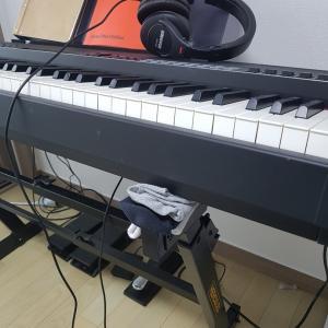 電子ピアノのタッチを重くする方法