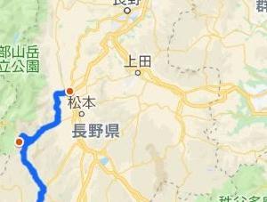 2019年7月14日(日) 黒部ダムツーリング2019
