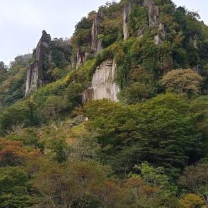 「西椎谷の滝」が有名じゃない理由 九州ツーリング2019_10/20(1)