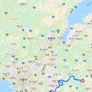 2021年7月10日(土) 関西ツーリング2021