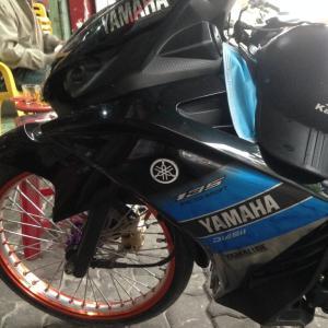 ベトナムで出会ったバイクたち その22