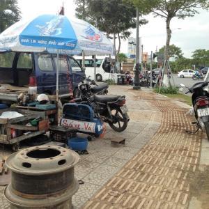 ベトナムで出会ったバイクたち その27