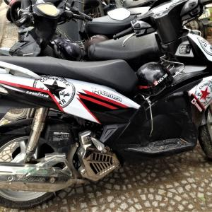 ベトナムで出会ったバイクたち その28