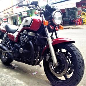 ベトナムで出会ったバイクたち その29