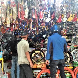 ベトナムで出会ったバイクたち その30
