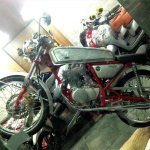 ベトナムで出会ったバイクたち その31