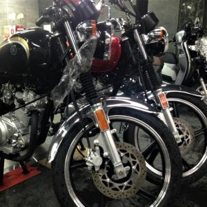 ベトナムで出会ったバイクたち その32