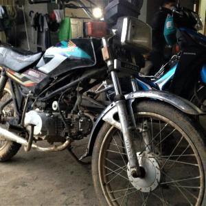 ベトナムで出会ったバイクたち その33