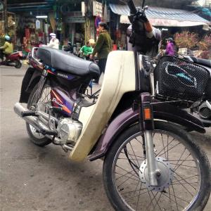 ベトナムで出会ったバイクたち その35