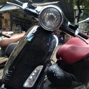 ベトナムで出会ったバイクたち その36