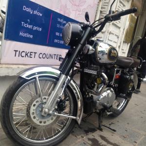 ベトナムで出会ったバイクたち その38