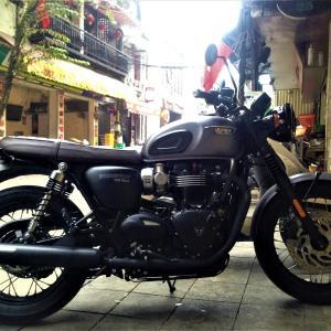 ベトナムで出会ったバイクたち その39