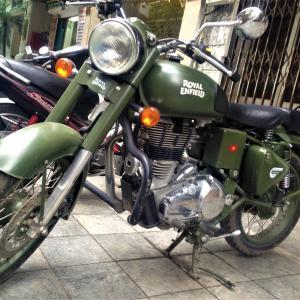 ベトナムで出会ったバイクたち その40